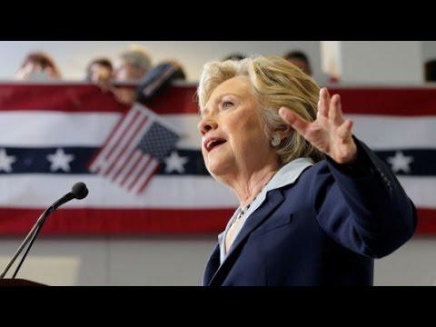 Hillary Clinton Economic Speech in Toledo, Ohio
