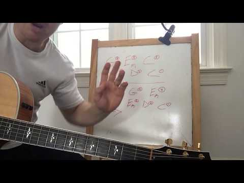 5 More Minutes | Scotty McCreery | Beginner Guitar Lesson
