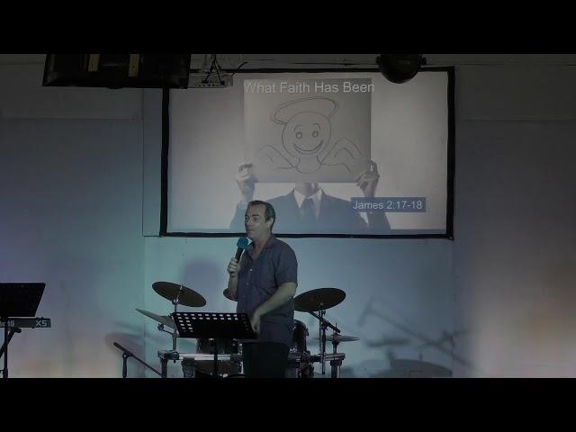 Ps Darin Browne  - Reset Part 2