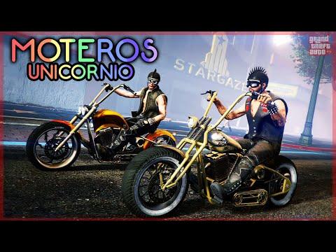 A TIROS CON OTRA BANDA DE MOTEROS - GTA V