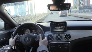 Mercedes-Benz CLA 2016 Test Drive