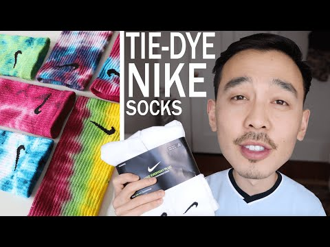 Tie Dyed SOCKS!! 🎨🧦 The Savages of Show & Tell (Expectation vs Reality)