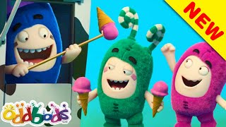 Oddbods   Tricky Turkish Ice Cream   NEW Cartoon For Kids