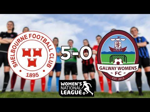 WNL GOALS GW11: Shelbourne 5-0 Galway WFC