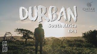 เดอร์บัน เมืองตากอากาศแห่ง แอฟริกาใต้ | Vlog Durban EP.1 | Go Went Go