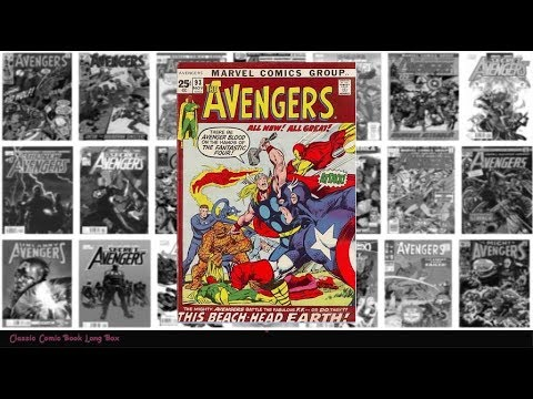"Avengers: vol 1 #93, ""This BeachHead Earth"", Kree Skrull War"
