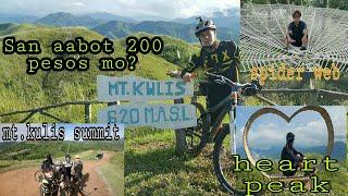 Mt. kulis trail, tanay rizal