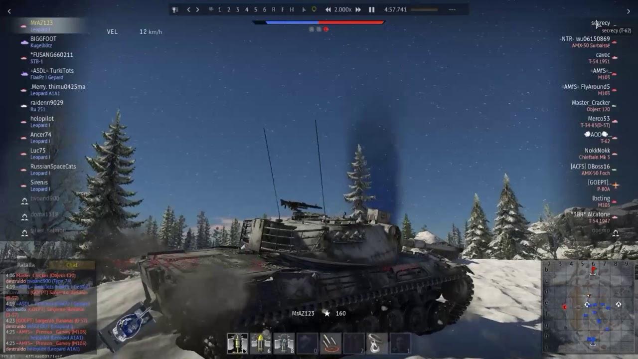 видео по танкам war thunder