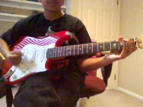 Espionage Guitar Lesson