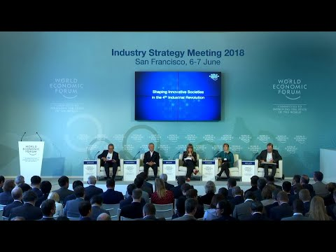 Nancy Brown at the World Economic Forum: Shaping Innovative Societies
