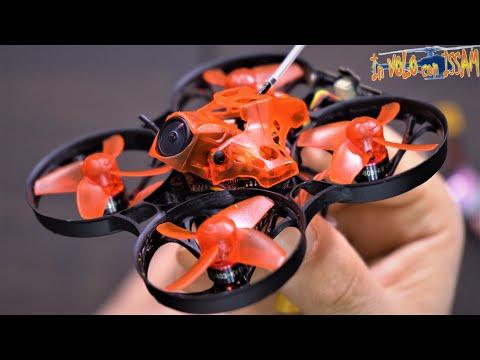 """Lo chiamano TRASHCAN """"Pattumiera"""" ed è il DRONE.. che ti farà uscire di MELONE!"""