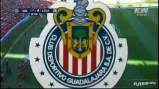 Chivas Guadalajara vs León 1 0 Jornada 11 Clausura 2014 Liga Bancomer MX