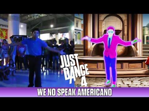 Just Dance 4 - We No Speak Americano - 5* Stars