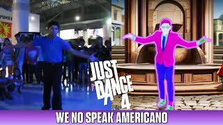 Just Dance 4 @ Market Market - We No Speak Americano (5 Stars)