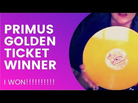 Primus Golden Ticket Winner?