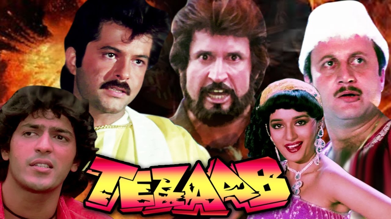 Tezaab Full Movie   Hindi Action Movie   Anil Kapoor   Madhuri Dixit    Hindi HD Movie - YouTube