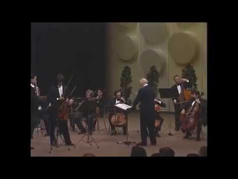 Sinfonia Concertante for Violin and Viola - Spivakov - Bashmet - Yehudi Menuhin