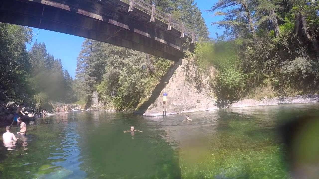 Naked Falls | Outdoor Project - Swimming Holes, Cliff Jumping