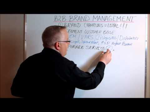 B2B Branding: Management and Strategies