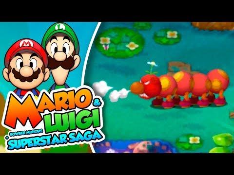 ¡Lo siento Floruga! -  #10 - Mario & Luigi Superstar Saga + Secuaces de Bowser (3DS) DSimphony