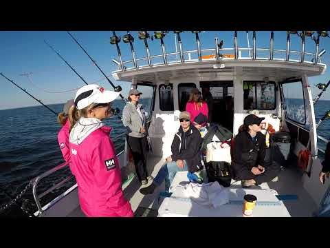 Chesapeake Bay Trophy Rockfishing With Ebb Tide Charters