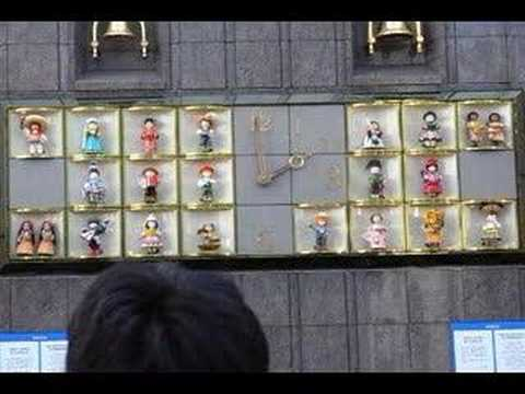 横浜そごう からくり時計1posted by almostasleepfj