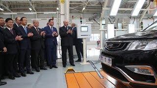 """""""Моя мечта осуществилась"""" - Лукашенко о запуске производства легковых автомобилей"""