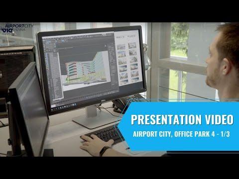 Presentation Video For Office Park 4, Airport City