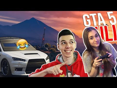 MESI VS GTA 5! 🤣💖 GTA 5 Online Veletek! thumbnail