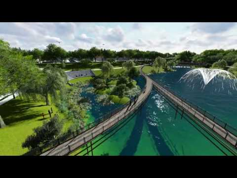 Landscape Architecture - Final Year Project Semester 8 2016