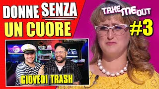 TAKE ME OUT #3 : DONNE SENZA UN CUORE | Arcade Boyz