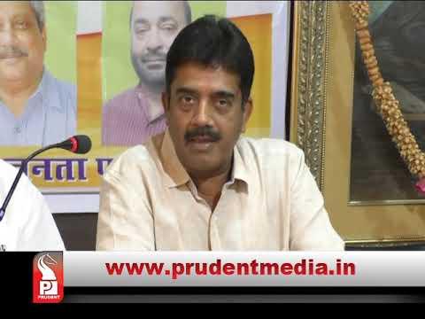 Prudent Media Konkani News 21 Nov 18 Part 1