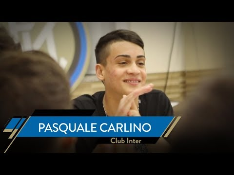 CLUB INTER | A Club and a Family united for Pasquale Carlino