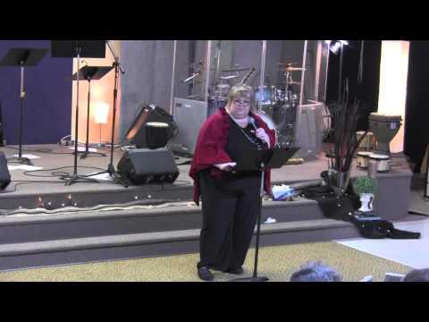 The River Community Church of Abbotsford   Lori Arnott Lawlor   BUT THE GRAPES   Feb 14 2016