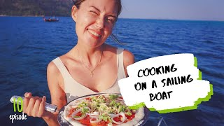 Cooking on a Boat. Our first Cooking Book for Liveabords! ✸ SV-LILIPUT⇢2020_10 ✸