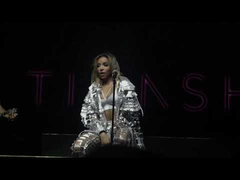 TINASHE — Fires & Flames (Live at The Novo BET Experience 2018)