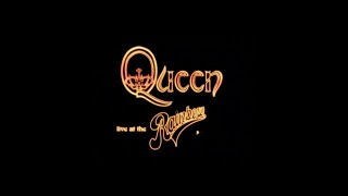 Queen - Live At The Rainbow - 1974