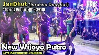 Lagu2 Dangdut COVER Goyang Dua Jari dll Jaranan Dangdut New Wijoyo Putro Live Kurungrejo Prambon