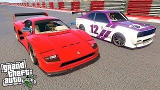 GTA 5   ANNIS SAVESTRA VS TURISMO CLASSIC - TEST DE VELOCIDAD!!   XxStratusxX