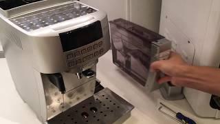 Чистка/ремонт кофемолки Delonghi БЕЗ РАЗБОРА кофемашины