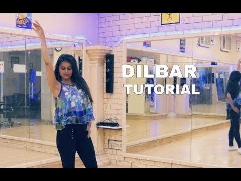 Dilbar Dance Tutorial | Satyameva Jayate | Naina Chandra | John Abraham Nora Fatehi | Tanishk B Neha