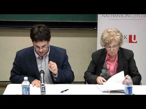 Claudia Card on Surviving Long-Term Mass Atrocities (Nathanson Centre seminar, April 29, 11)