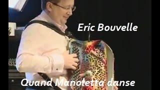 """Eric Bouvelle Paso Doble """"Quand Manoletta Danse"""" Cover by Théret Jean luc"""
