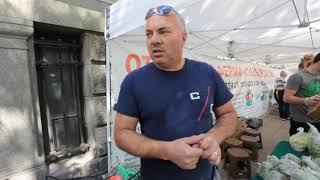 Фермерският пазар пред  Министерството на земеделието е все по- търсен - Стоян Симеонов
