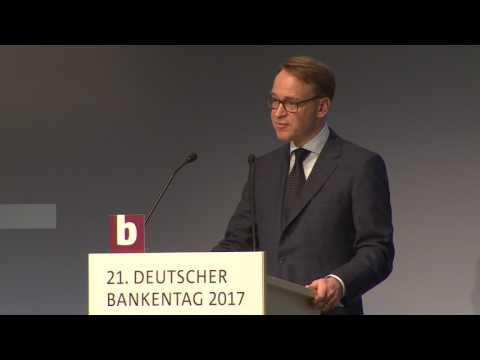 Bankentag 2017: Rede von Bundesbankpräsident Jens Weidmann