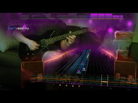 "rocksmith remastered - dlc - guitar - lady gaga ""poker face"""