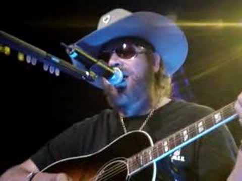 Hank Jr  Nashville TN  Whiskey Bent