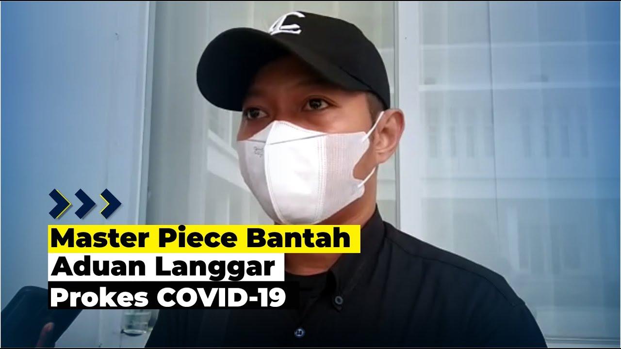 Master Piece Diduga Langgar Protokol Kesehatan COVID 19