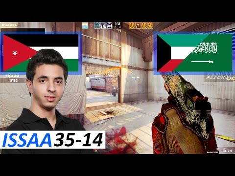 ISSAA 35-14 POV / Ground Zero vs Spotnet / Cache / Arab Gaming Championship