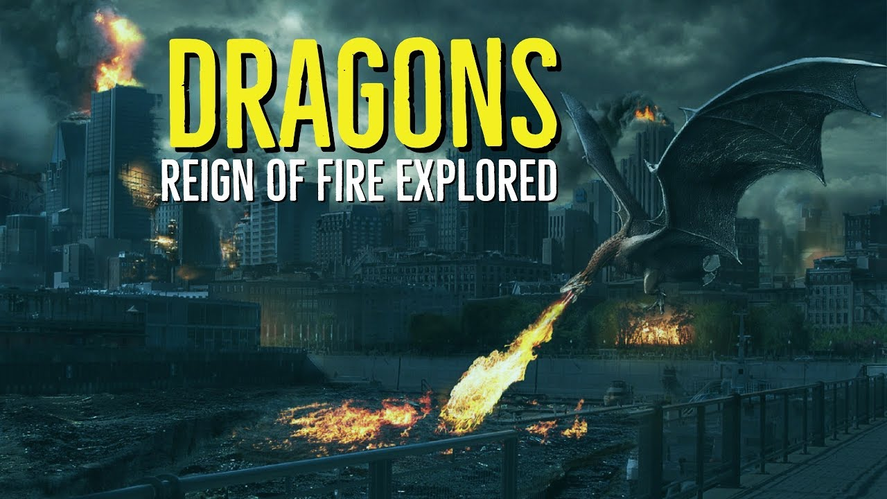 Dragons Reign Of Fire Explored